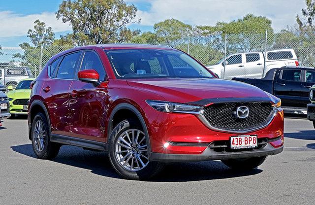 Used Mazda CX-5 KF4WLA Touring SKYACTIV-Drive i-ACTIV AWD Ebbw Vale, 2017 Mazda CX-5 KF4WLA Touring SKYACTIV-Drive i-ACTIV AWD 6 Speed Sports Automatic Wagon