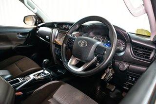 2016 Toyota Fortuner GUN156R GX Silver 6 Speed Automatic Wagon