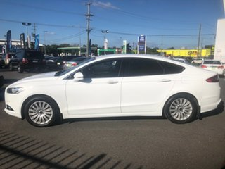 2016 Ford Mondeo MD Trend TDCi White 6 Speed Automatic Hatchback