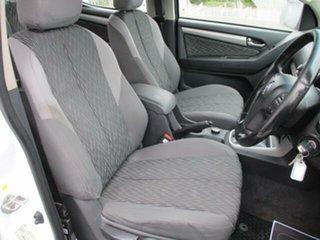 2012 Holden Colorado RG Turbo LX 4x4 White Automatic Utility
