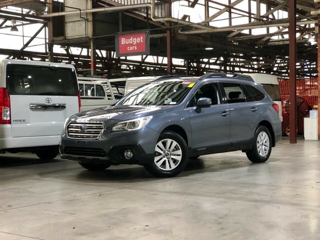 Used Subaru Outback B6A MY15 2.0D CVT AWD Mile End South, 2015 Subaru Outback B6A MY15 2.0D CVT AWD Grey 7 Speed Constant Variable Wagon