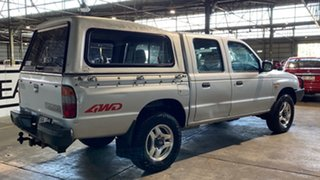 2002 Mazda Bravo B2500 DX Silver 5 Speed Manual Utility