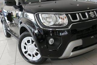 2020 Suzuki Ignis MF Series II GL Super Black 1 Speed Constant Variable Hatchback.