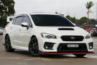 2019 Subaru WRX V1 MY20 Premium Lineartronic AWD White 8 Speed Constant Variable Sedan.