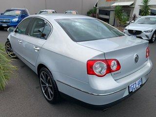 2010 Volkswagen Passat Type 3C MY10 V6 FSI DSG 4MOTION Highline Silver 6 Speed.