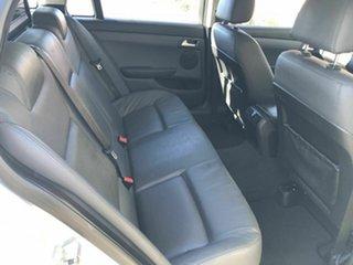 2009 Holden Commodore VE MY09.5 International Sportwagon Silver 4 Speed Automatic Wagon