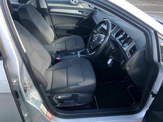 2014 Volkswagen Golf VII MY15 90TSI DSG Comfortline Silver 7 Speed Sports Automatic Dual Clutch