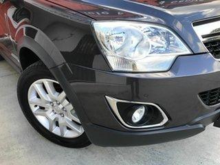 2012 Holden Captiva CG Series II 5 Grey 6 Speed Manual Wagon