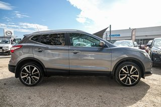 2016 Nissan Qashqai J11 TL Grey 1 Speed Constant Variable Wagon