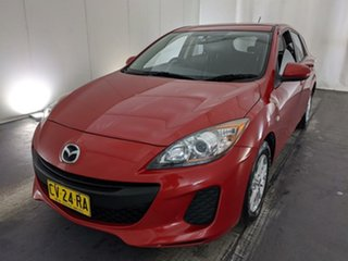 2013 Mazda 3 BM5476 Neo SKYACTIV-MT Red 6 Speed Manual Hatchback.