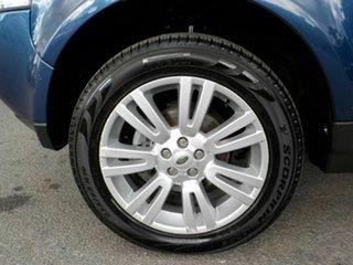 2010 Land Rover Freelander 2 LF 10MY Td4 SE Blue 6 Speed Sports Automatic Wagon