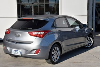 2014 Hyundai i30 GD3 Series II MY16 Active Silver 6 Speed Manual Hatchback