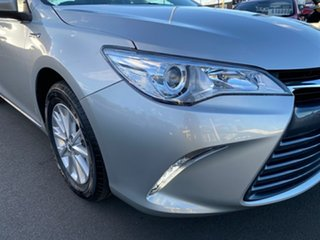 2015 Toyota Camry AVV50R Hybrid H Silver 1 Speed Constant Variable Sedan Hybrid.
