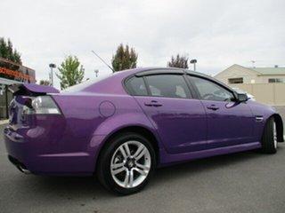2008 Holden Commodore VE MY09 SV6 Purple 5 Speed Sports Automatic Sedan