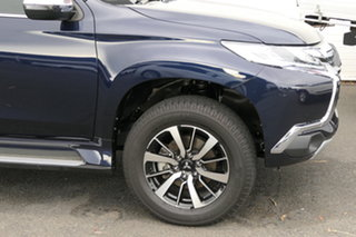 2019 Mitsubishi Pajero Sport QE MY19 GLS Dark Blue 8 Speed Sports Automatic Wagon