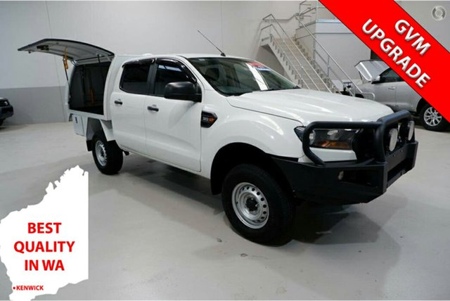 Used Ford Ranger PX MkII XL Kenwick, 2015 Ford Ranger PX MkII XL White 6 Speed Sports Automatic Utility
