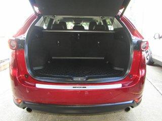 2017 Mazda CX-5 KF4W2A GT SKYACTIV-Drive i-ACTIV AWD Red 6 Speed Sports Automatic Wagon