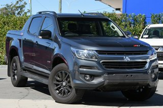 2018 Holden Colorado RG MY18 Z71 Pickup Crew Cab Grey 6 Speed Sports Automatic Utility.