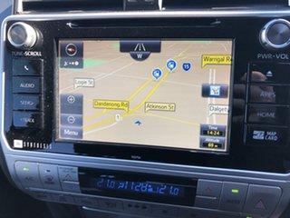 2018 Toyota Landcruiser Prado GDJ150R VX Graphite 6 Speed Sports Automatic Wagon