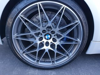 2016 BMW M4 F82 Competition M-DCT 7 Speed Sports Automatic Dual Clutch Coupe