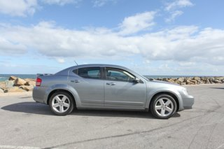 2007 Dodge Avenger JS SXT Silver 4 Speed Automatic Sedan.
