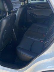 2019 Mazda CX-3 DK4W7A sTouring SKYACTIV-Drive i-ACTIV AWD White/310519 6 Speed Sports Automatic