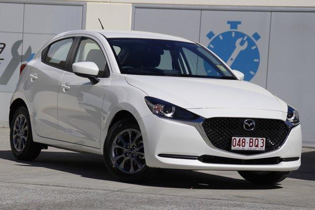 Demo Mazda 2 DJ2HA6 G15 SKYACTIV-MT Pure Bundamba, MAZDA2 Q 6MAN HATCH G15 PURE