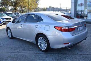 2014 Lexus ES GSV60R ES350 Luxury Billet Silver 6 Speed Sports Automatic Sedan