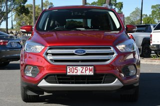 2019 Ford Escape ZG 2019.75MY Trend Red 6 Speed Sports Automatic Dual Clutch SUV