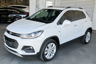 2017 Holden Trax TJ MY17 LT White 6 Speed Automatic Wagon