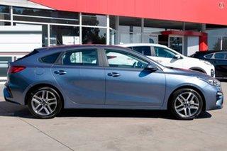 2021 Kia Cerato BD MY21 Sport+ Blue 6 Speed Sports Automatic Hatchback