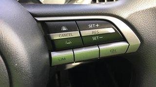 2021 Mazda 3 BP2S7A G20 SKYACTIV-Drive Pure Machine Grey 6 Speed Sports Automatic Sedan