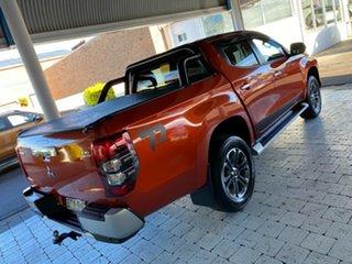 2019 Mitsubishi Triton MY20 Toby Price Edition Orange 6 Speed Sports Automatic Dual Cab Utility