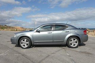 2007 Dodge Avenger JS SXT Silver 4 Speed Automatic Sedan