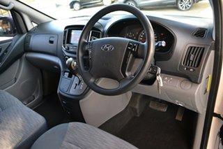 2017 Hyundai iLOAD TQ3-V Series II MY18 Crew Cab White 5 Speed Automatic Van.