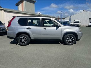 2008 Nissan X-Trail T31 ST (4x4) Silver 6 Speed CVT Auto Sequential Wagon.