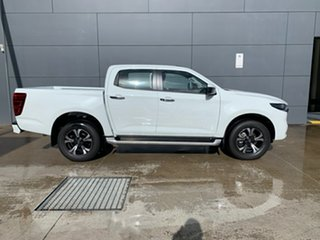 2021 Mazda BT-50 TFS40J XTR Ice White 6 Speed Sports Automatic Utility.