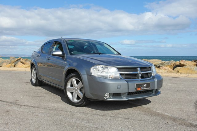 Used Dodge Avenger JS SXT Lonsdale, 2007 Dodge Avenger JS SXT Silver 4 Speed Automatic Sedan