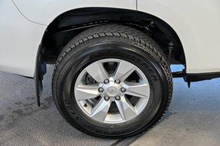 2019 Toyota Landcruiser Prado GDJ150R GX Crystal Pearl 6 Speed Sports Automatic Wagon