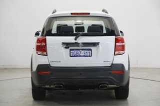 2016 Holden Captiva CG MY16 Active 2WD White 6 Speed Sports Automatic Wagon