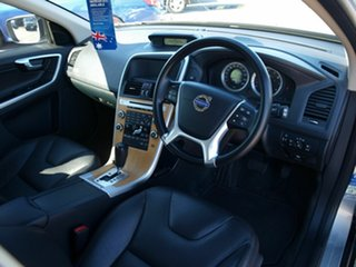2009 Volvo XC60 DZ MY10 T6 Geartronic AWD Silver 6 Speed Sports Automatic Wagon