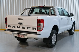 2018 Ford Ranger PX MkIII 2019.00MY XLS White 6 Speed Sports Automatic Utility