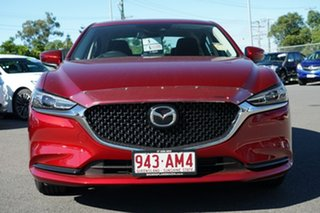 2020 Mazda 6 GL1033 Sport SKYACTIV-Drive Soul Red Crystal 6 Speed Sports Automatic Sedan.