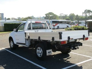 2014 Holden Colorado RG Turbo LX Summit White Manual Single Cab Chassis