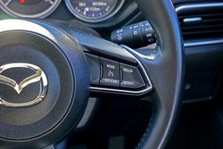 2017 Mazda CX-5 KF4WLA Touring SKYACTIV-Drive i-ACTIV AWD 6 Speed Sports Automatic Wagon