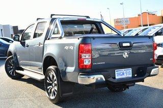 2019 Holden Colorado RG MY20 LTZ Pickup Crew Cab Blue 6 Speed Sports Automatic Utility.