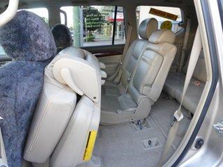 2005 Toyota Landcruiser Prado GRJ120R Grande (4x4) Gold 5 Speed Automatic Wagon