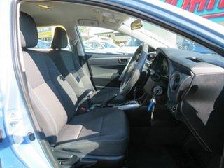 2019 Toyota Corolla ZRE172R Ascent S-CVT Blue 7 Speed Constant Variable Sedan