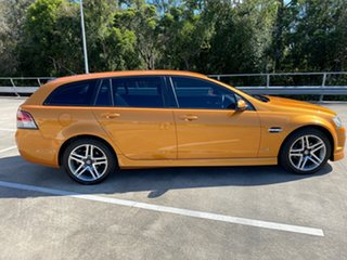 2011 Holden Commodore VE II SV6 Gold 6 Speed Automatic Sportswagon.