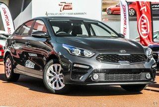 2021 Kia Cerato BD MY21 S Grey 6 Speed Sports Automatic Hatchback.